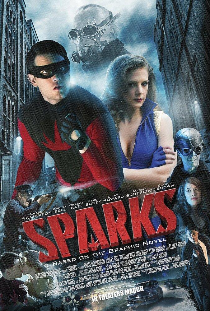 Спаркс / Sparks (2013) BDRip 720p