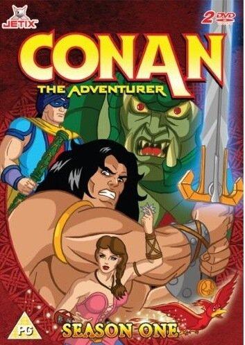 Конан: Искатель приключений (сериал, 2 сезона) (1992) — отзывы и рейтинг фильма