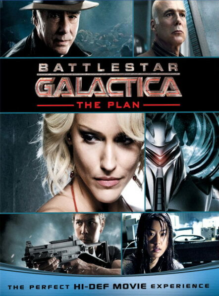 Звездный крейсер Галактика: План / The Plan (2009)