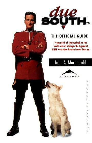 Постер к сериалу Строго на юг (1994)