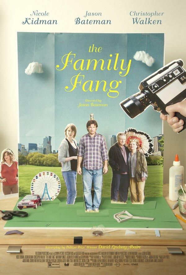 Отзывы к фильму – Семейка Фэнг (2015)