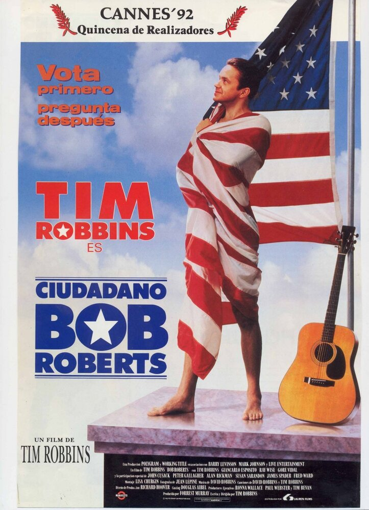 Bob Roberts | ბობ რობერტს | Боб Робертс,[xfvalue_genre]