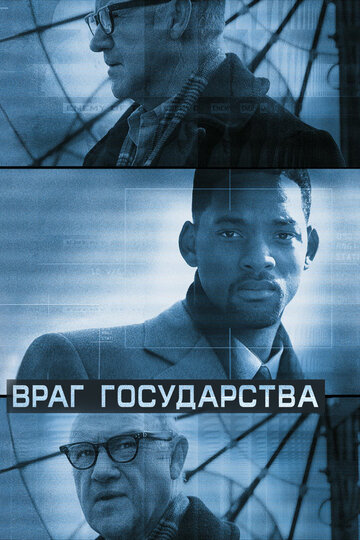 Враг государства / Enemy of the State (1998) смотреть онлайн