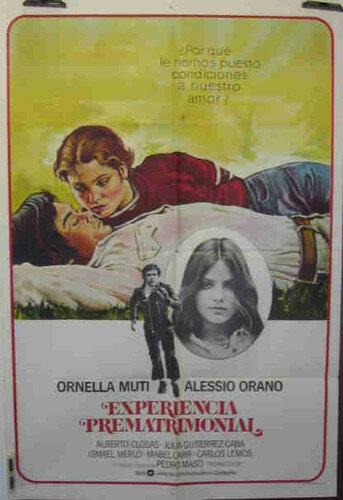 Предбрачный опыт (1972)