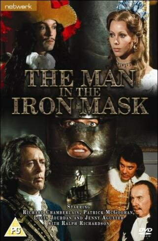 Человек в железной маске (1976) полный фильм онлайн