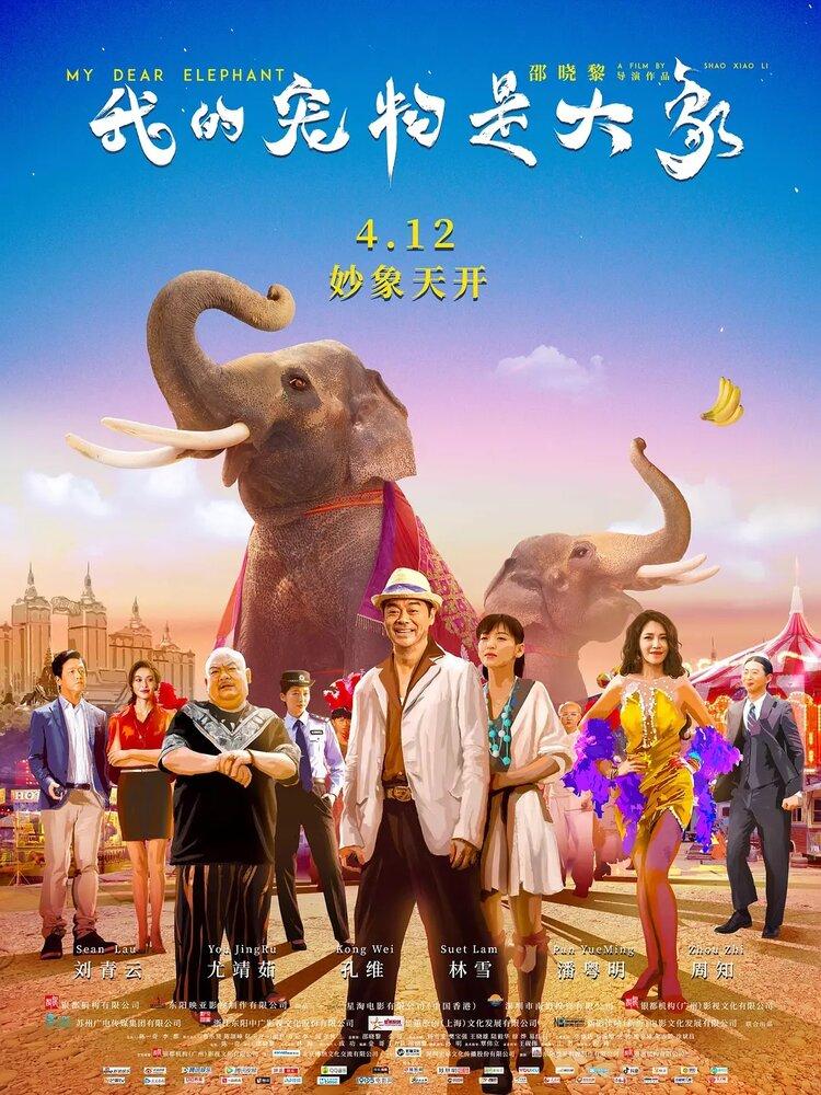 1248095 - Мой дорогой слон ✸ 2019 ✸ Китай
