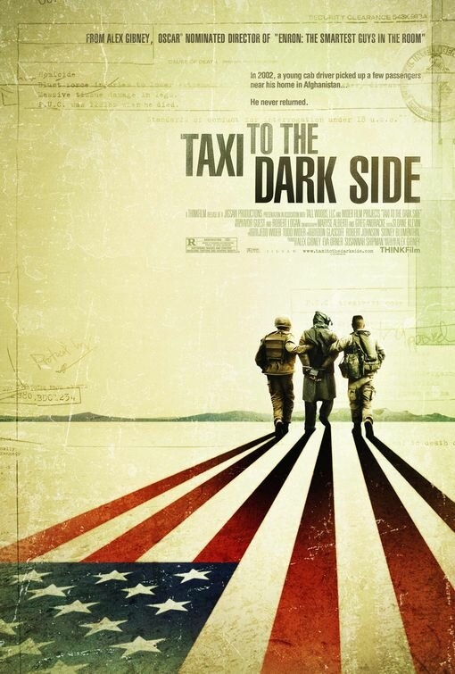 Постер Такси на темную сторону