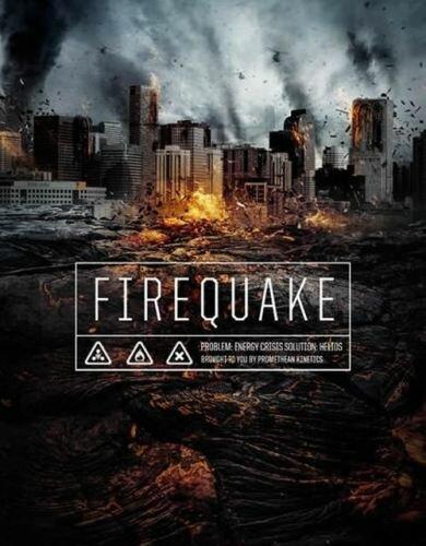 Вулканический конец света / Огненная дрожь (2014) HD 720