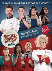 Worst Cooks in America (2010)