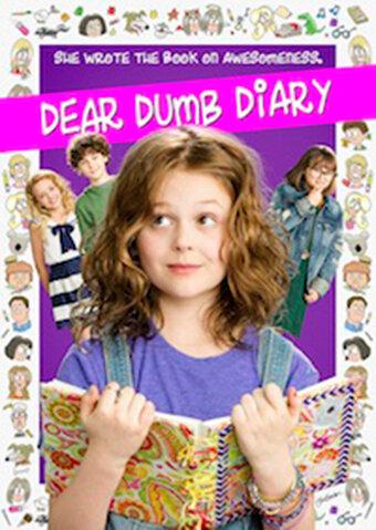Дорогой немой дневник (Dear Dumb Diary)