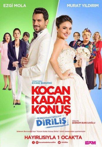 Фильм Kocan Kadar Konus Dirilis