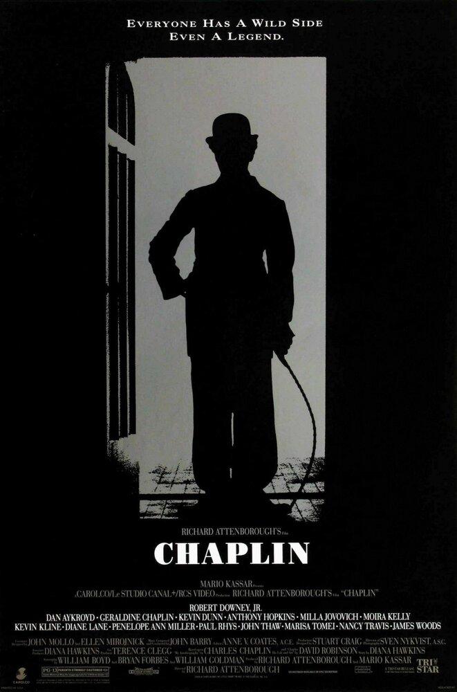 Чаплин / Chaplin (1992) смотреть онлайн