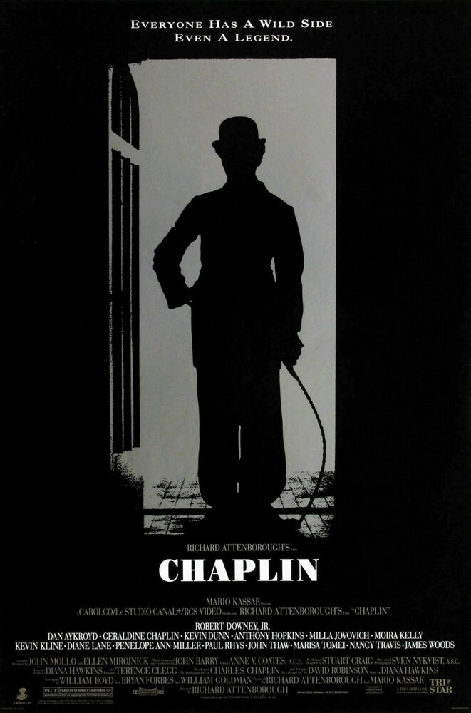 ������ / Chaplin (1992) �������� ������