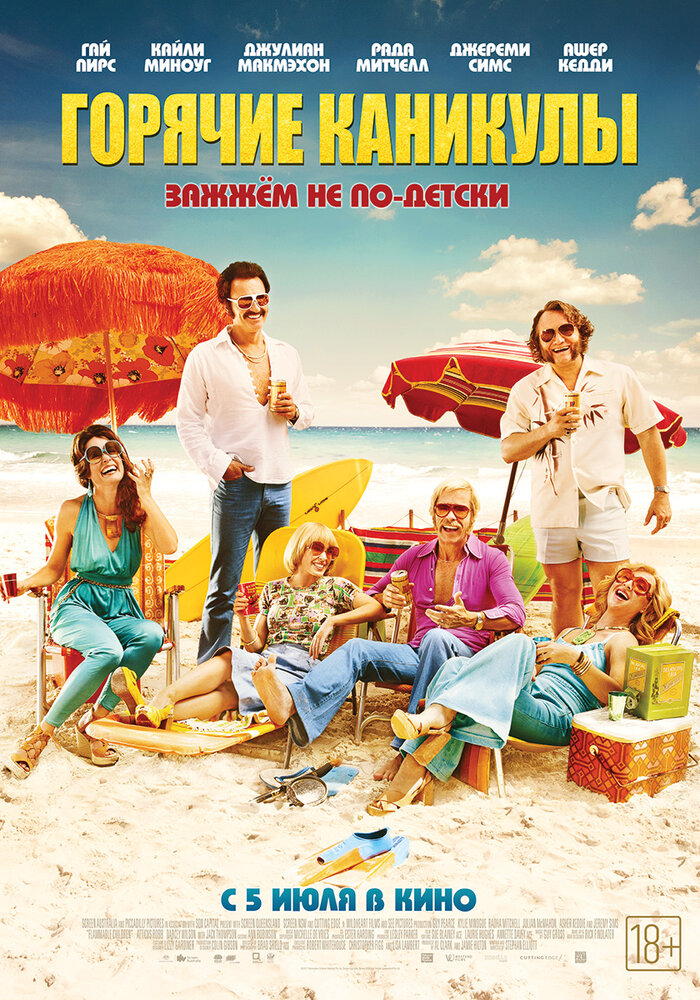 Фильмы Горячие каникулы смотреть онлайн