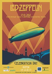 Led Zeppelin 'Celebration Day' (2012)