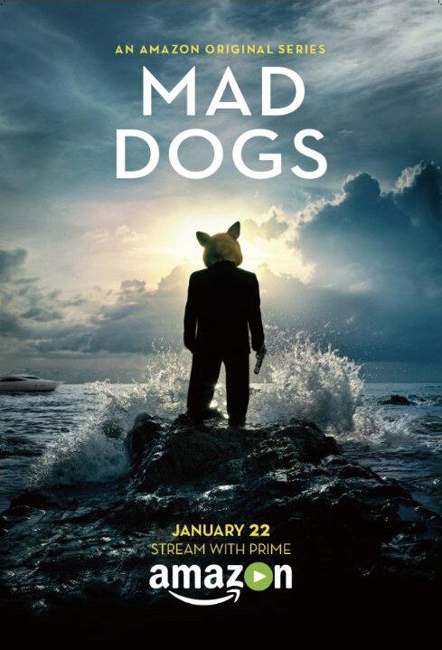 Бешеные псы 1 сезон 1-10 серия СУБТИТРЫ | Mad Dogs
