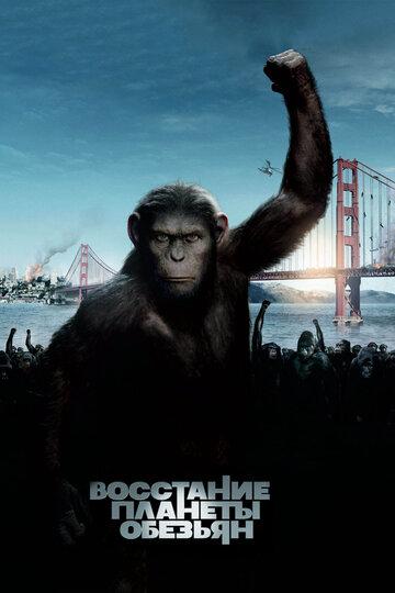 Восстание планеты обезьян / Rise of the Planet of the Apes (2011) смотреть онлайн