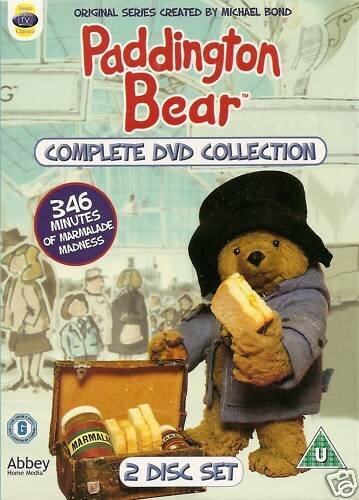 Приключения медвежонка Паддингтона (1976)
