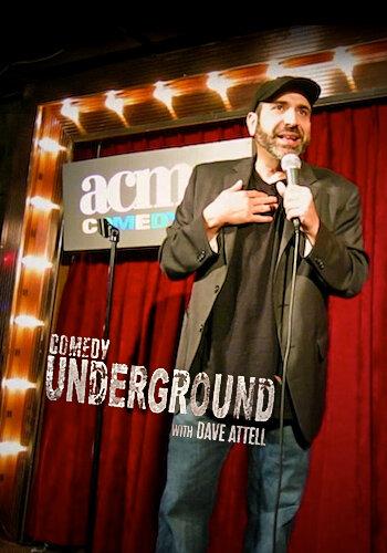 Подпольная комедия с Дэйвом Аттеллем (Comedy Underground with Dave Attell)