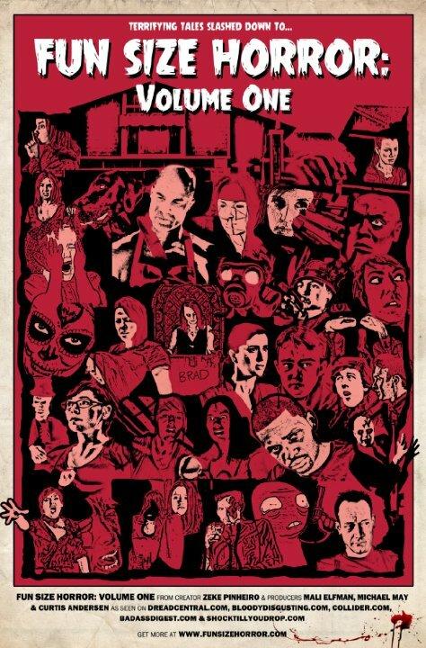 Ужасы смешного размера (2015) смотреть онлайн в хорошем качестве