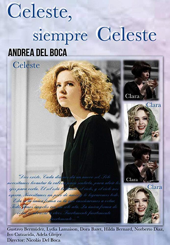 255337 - Селеста, всегда Селеста ✸ 1993 ✸ Аргентина