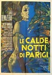 Парижская эротика (1963)