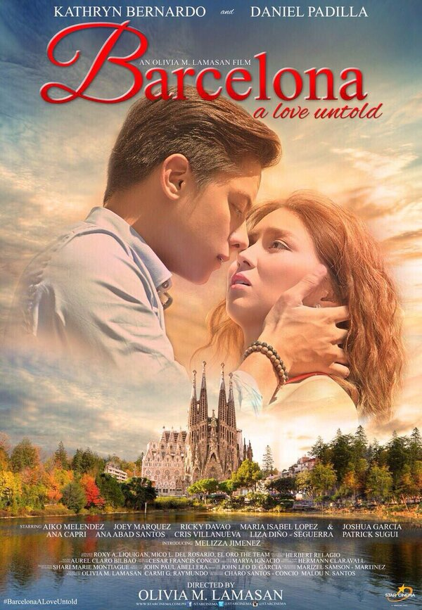 Барселона: Нерасказанная любовь (2016)