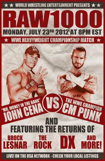 WWE RAW (сериал 1993 – ...)