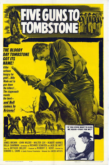 (Five Guns to Tombstone)