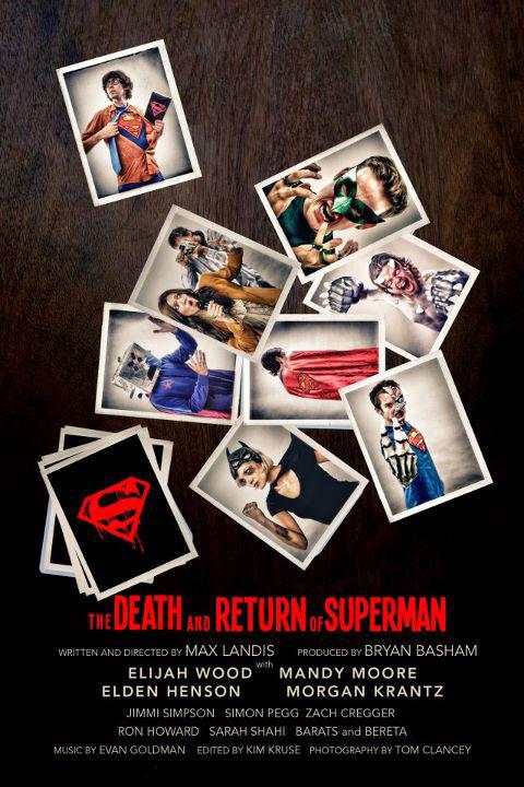 Фильм Возвращение Супермена