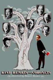 Добрые сердца и короны (1949)