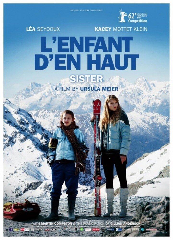 Сестра (2012) смотреть онлайн HD720p в хорошем качестве бесплатно
