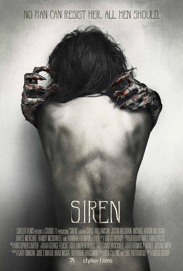 Отзывы к фильму – Сирена (2016)