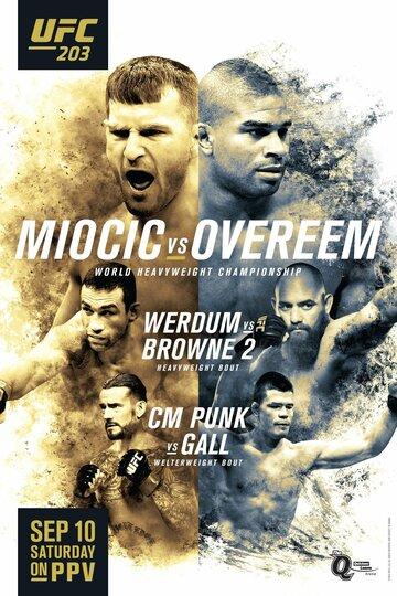 (UFC 203: Miocic vs. Overeem)