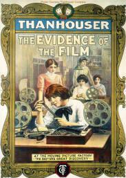Доказательство съемки (1913) полный фильм