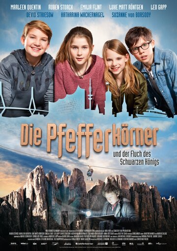 Детективы из табакерки и проклятие черного короля (Die Pfefferkorner und der Fluch des Schwarzen Konigs)  2017