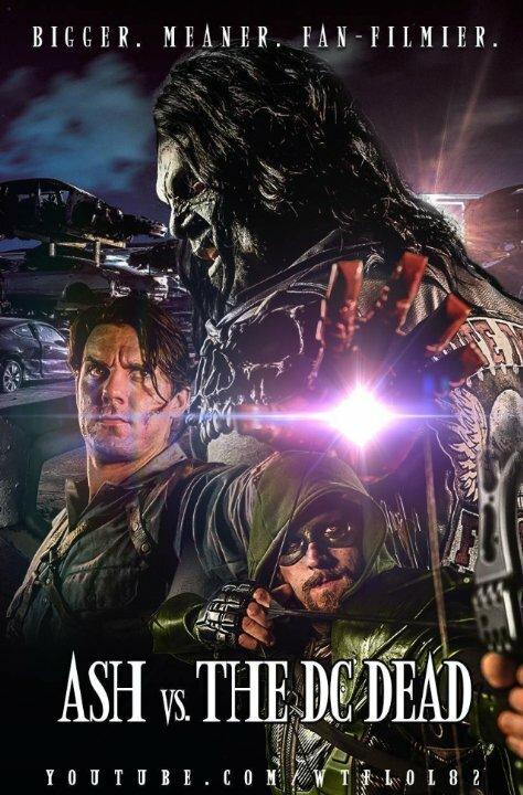 Эш против Лобо и Зловещих Мертвецов / Ash vs. Lobo and the DC Dead