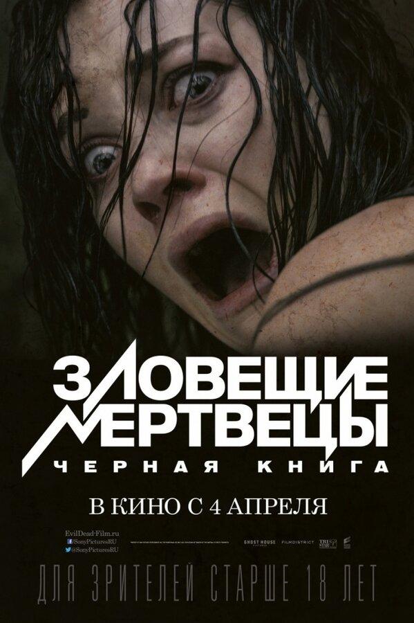 Отзывы к фильму – Зловещие мертвецы: Черная книга (2013)
