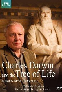 Постер BBC. Чарльз Дарвин и Древо жизни 2009