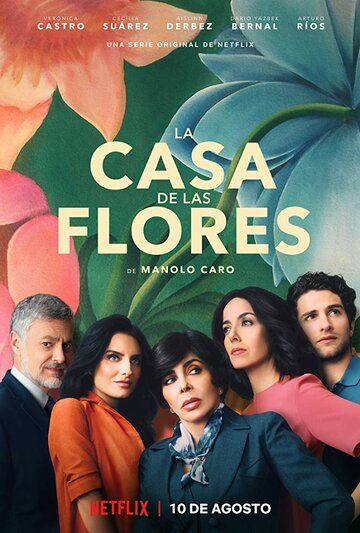 Дом цветов (2018, сериал, 3 сезона) (2018) — отзывы и рейтинг фильма