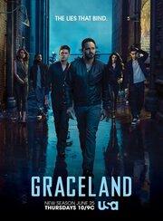 Смотреть Грейсленд (2 сезон) (2014) в HD качестве 720p