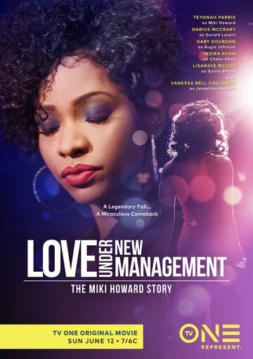 Love Under New Management: The Miki Howard Story (2016)