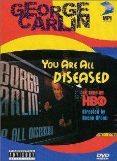 Джордж Карлин: Вы все больны (1999) полный фильм