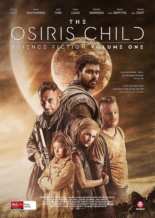Фильмы Дитя Осириса: научная фантастика, выпуск1 смотреть онлайн