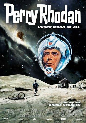 Перри Родан: Свой человек в космосе