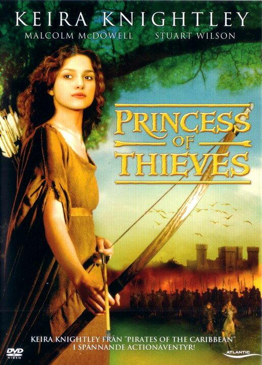 Дочь Робин Гуда: Принцесса воров / Princess of Thieves (2001)