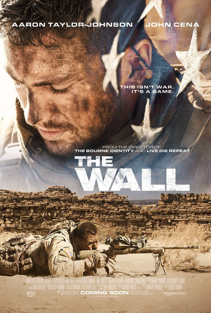 Стена / The Wall (2017)