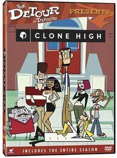 Школа клонов (2002) полный фильм онлайн