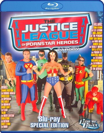 Hm Porno Justice League Porn Videos