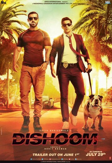 Выстрел / Dishoom (2016)